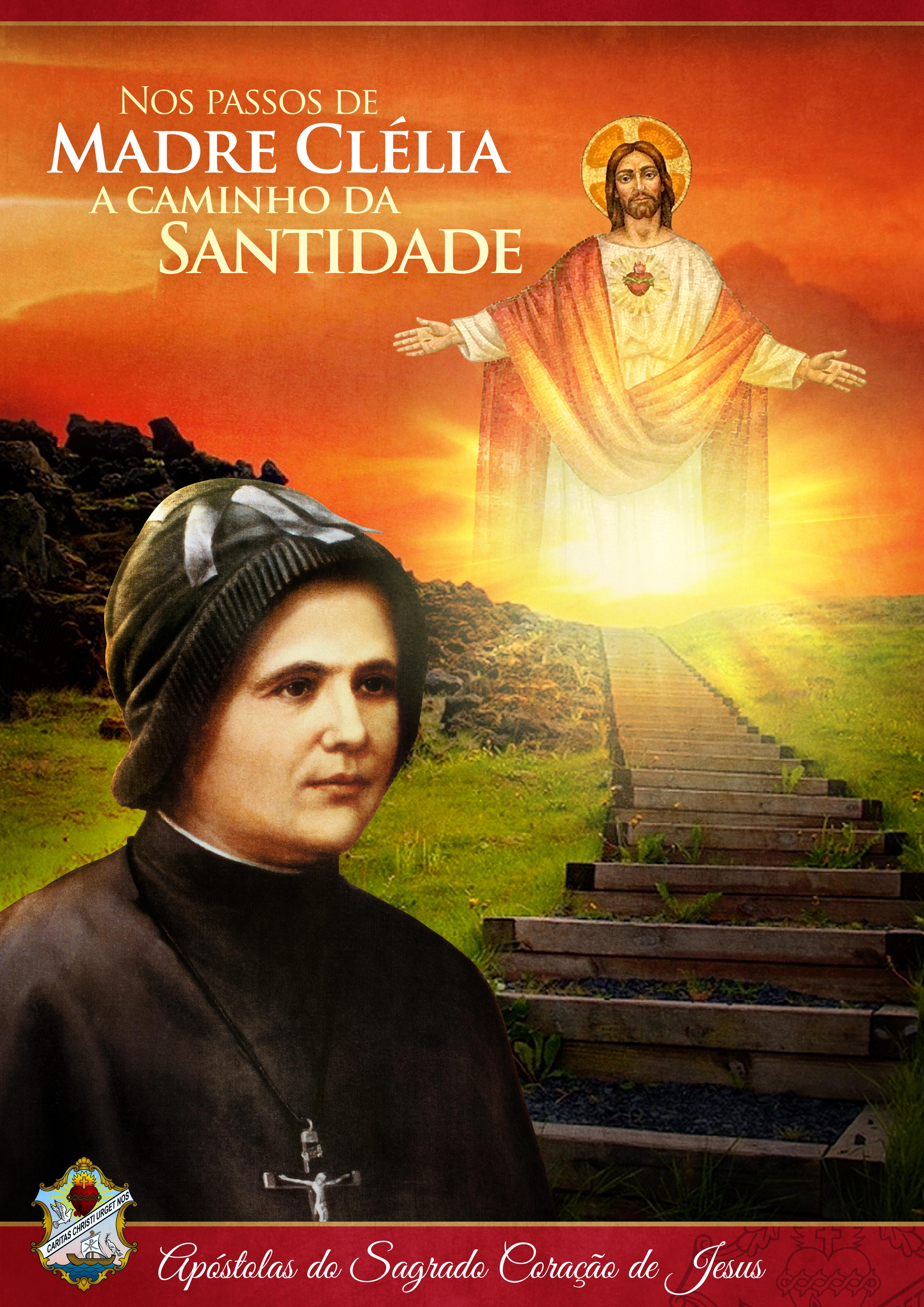 Madre Clélia - Caminho Santidade