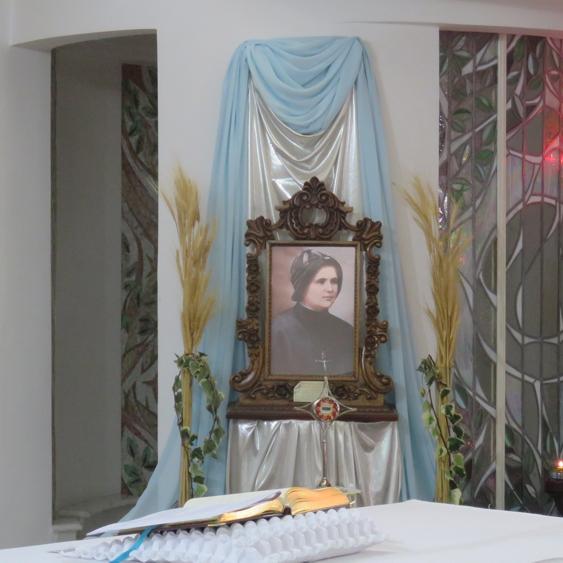 Festa Litúrgica da Bem-Aventurada Clélia Merloni - Sede Provincial