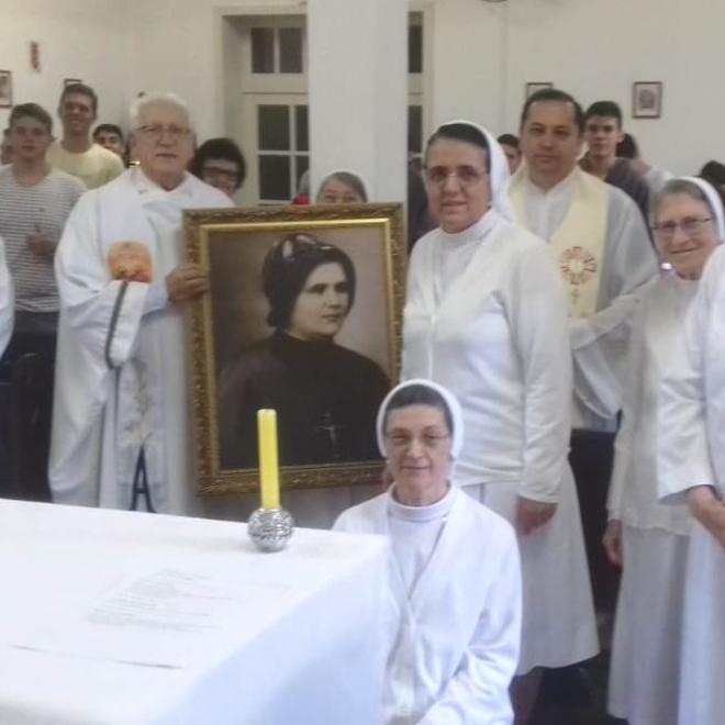 Festa Litúrgica da Bem-Aventurada Clélia Merloni - Hospital Arquidiocesano Consul Carlos Renaux, Brusque/SC