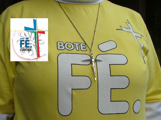 Bote Fe Curitiba