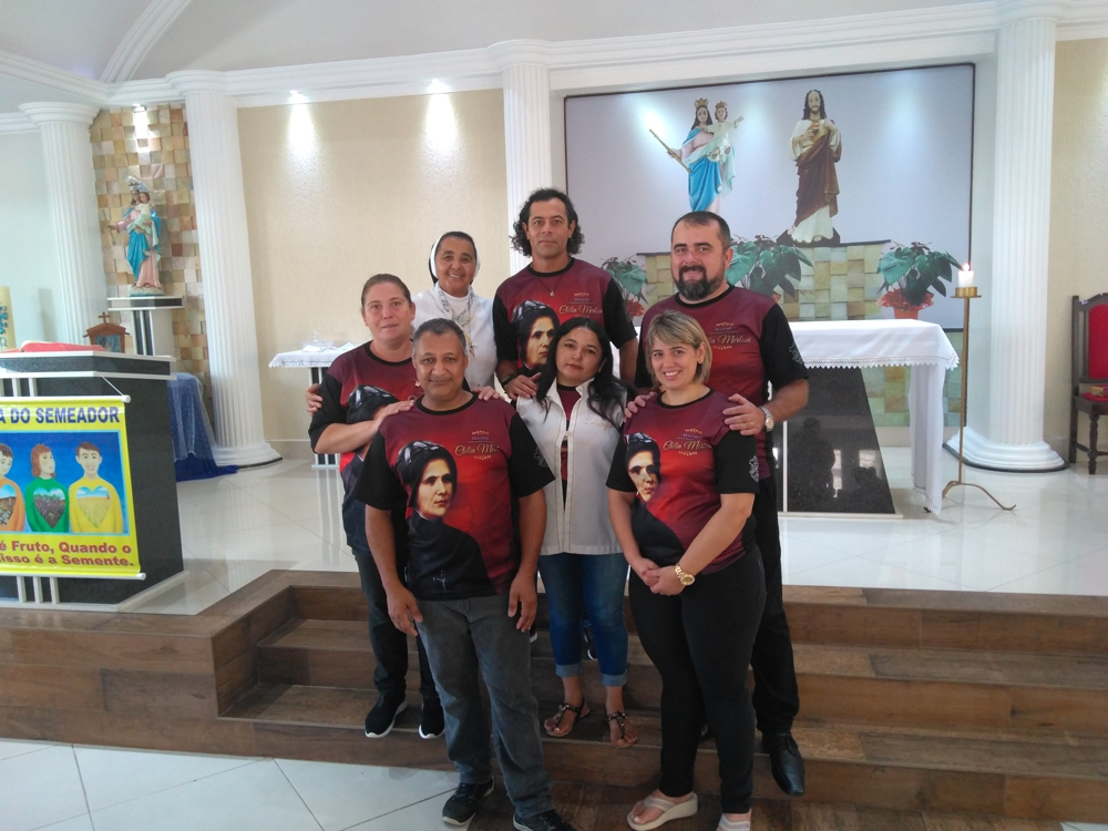 GFASC: Grupo Divina Misericórdia