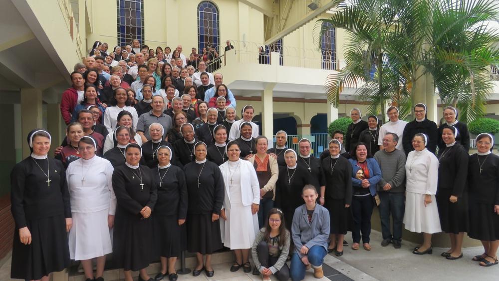 Encontro de Formação  para Apóstolas SCJ e Leigos (Galeria 1)