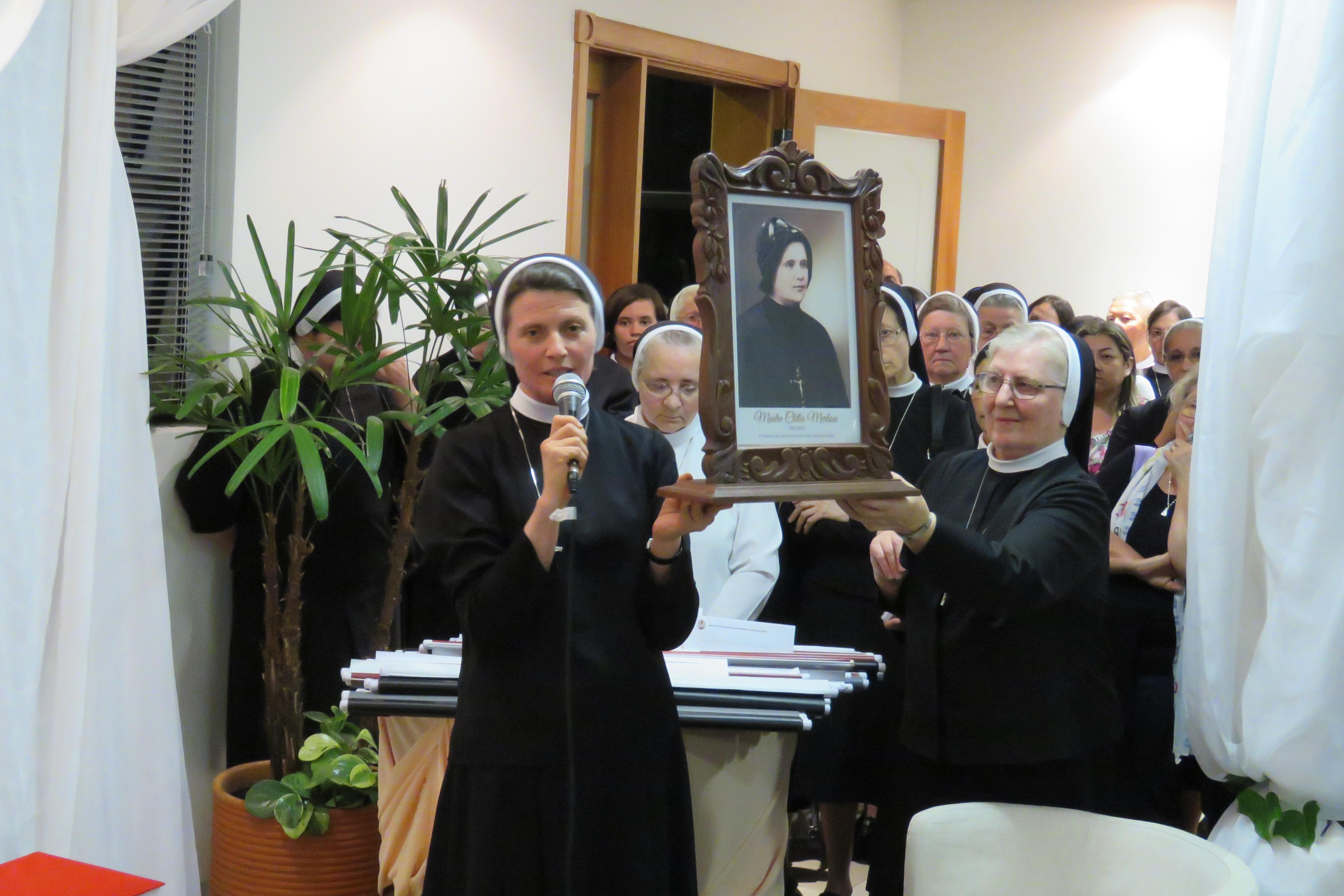 Abertura do caminho de preparação à Beatificação de Madre Clélia