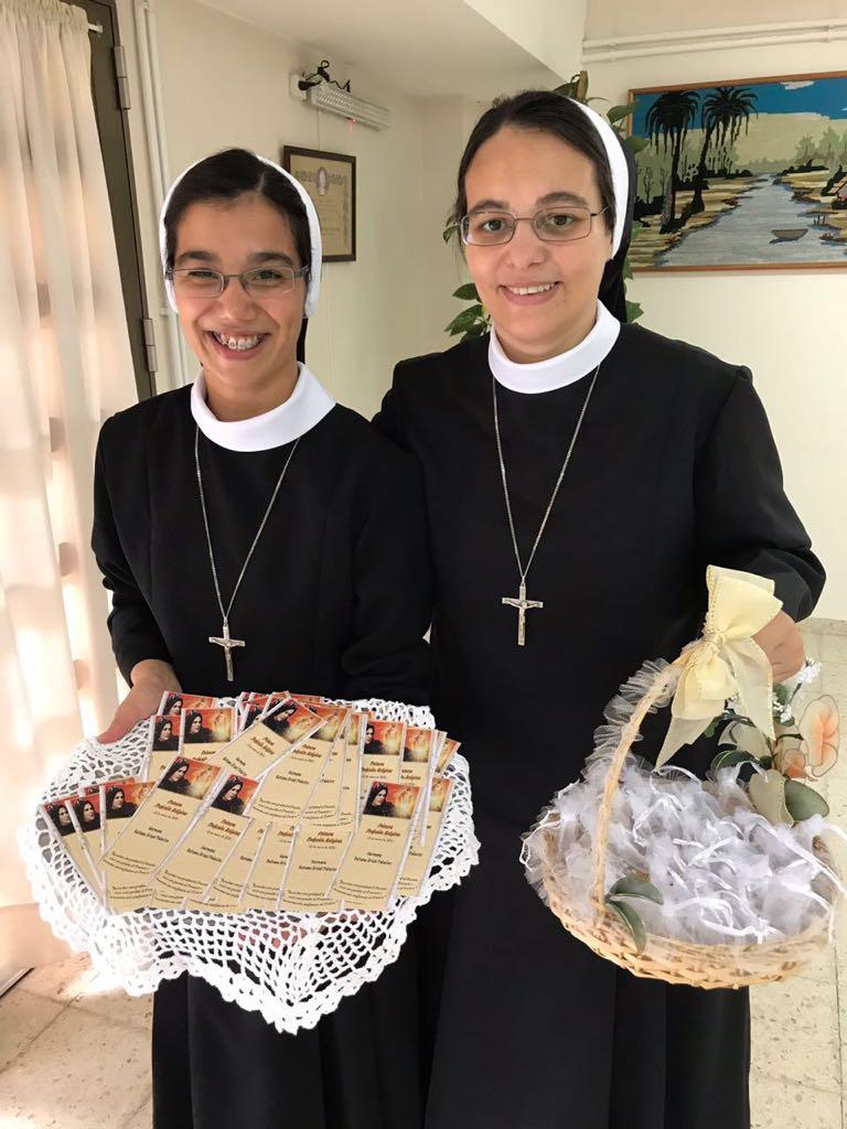 Primeira Profissão Religiosa e Renovação dos Votos Religiosos