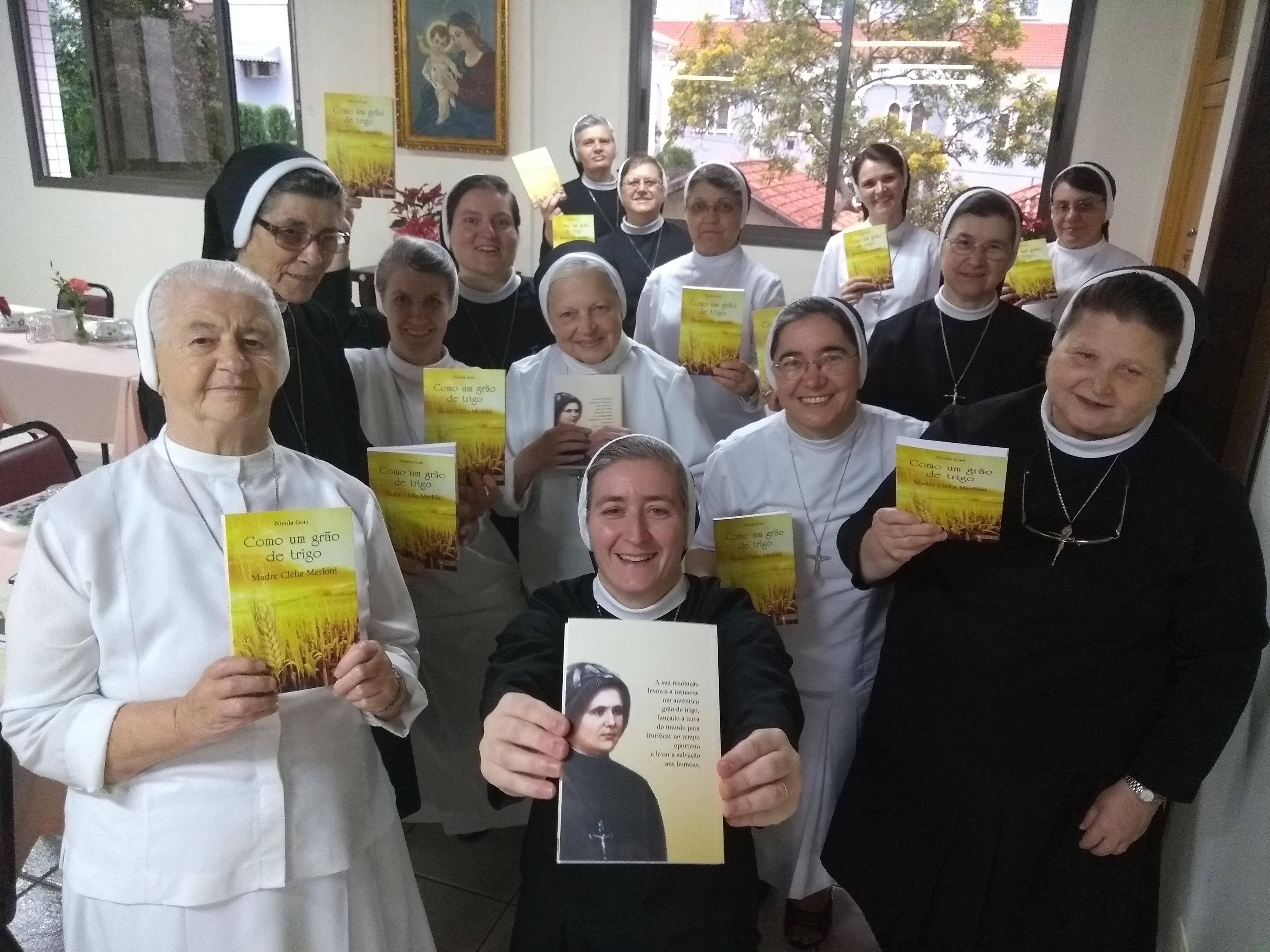 Biografia de Madre Clélia Merloni