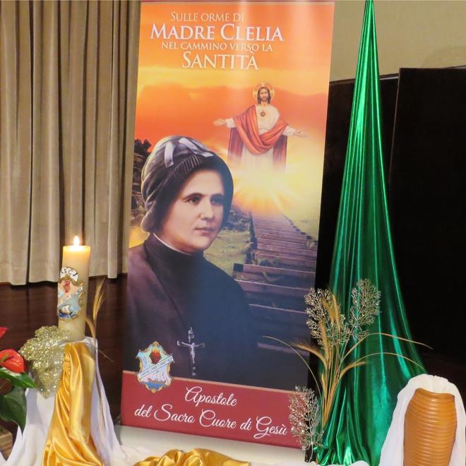 Celebrando o Nascimento de Madre Clélia em Curitiba - 01