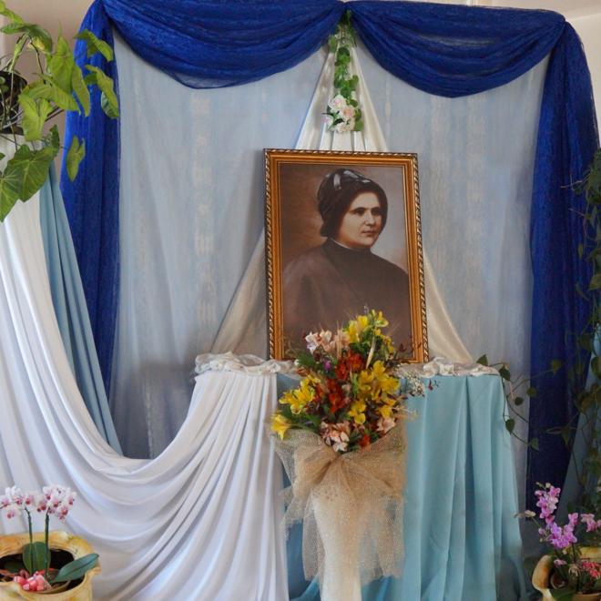 Celebrando o Nascimento de Madre Clélia em Bento Gonçalves - Rio Grande do Sul