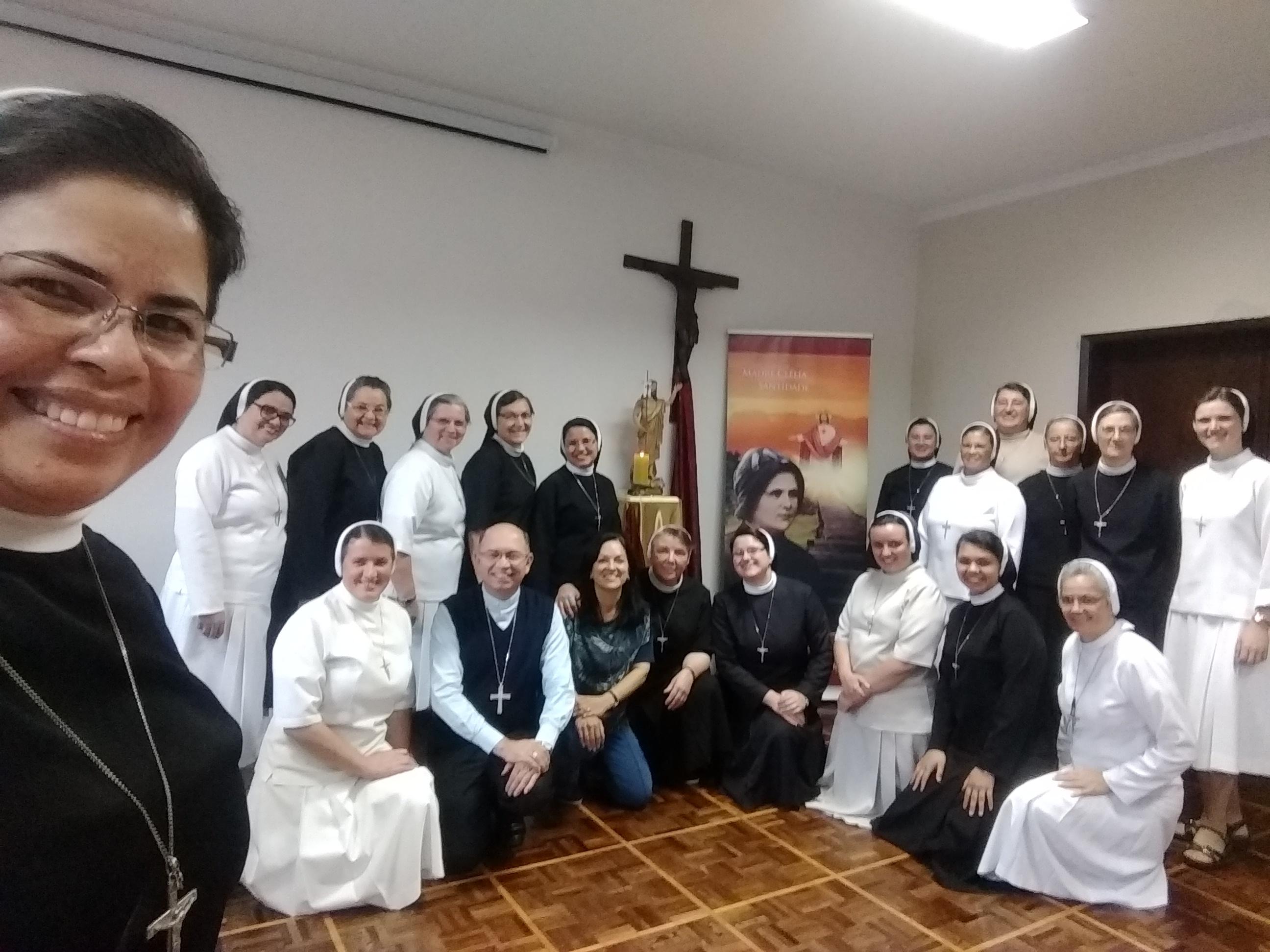 Pastoral Juvenil Vocacional/SAV - Província do Paraná