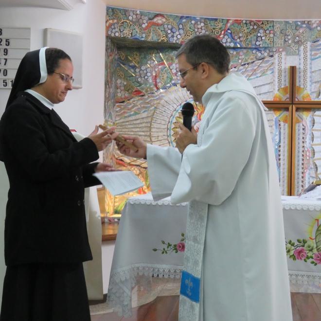 Missão Interprovincial na Sicília - Itália