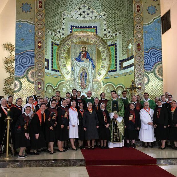 Solene Celebração Eucarística em preparação à Beatificação de Madre Clélia Merloni