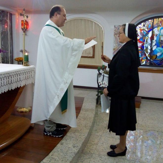 Missão em Benin – África