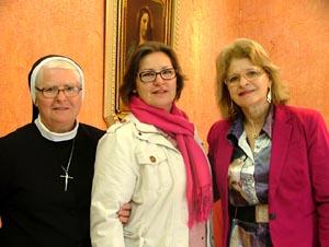 Famílias das Irmãs Apóstolas se encontram