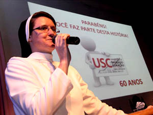 USC celebra Jubileu de Diamante