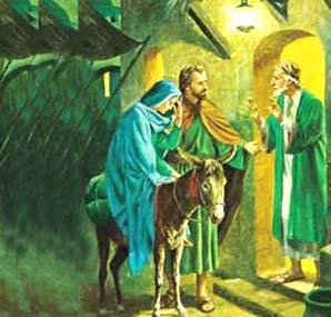 Natal é tempo de acolher JESUS