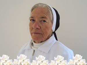 Irmã Domícia parte para a eternidade