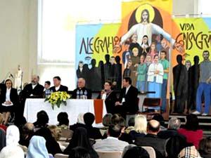 Conferência dos Religiosos do Brasil promove encontro para Consagrados