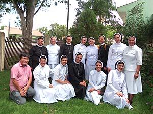 Alegria abraça fé na missão em Itambé