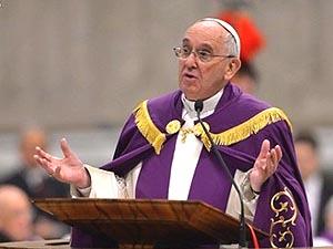 Papa formaliza convocação do Jubileu da Misericórdia