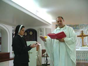 Ir. Elizângela segue para missão em Juruti