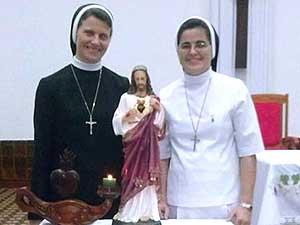 Apóstolas abrem Missão em Juruti(PA)