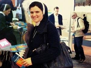 Irmã Valéria publica livro sobre animação bíblica