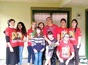 SAGRADO Rede de Educação realiza Missão Cleliana em Morretes