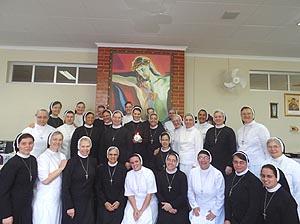 Irmãs Apóstolas realizam assembléias denominadas Capítulos