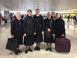 Irmãs Apóstolas realizam Capítulo Geral