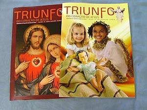 Revista Triunfo recebe edição online