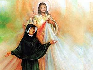 A festa da Divina Misericórdia é celebrada no domingo após o Domingo de Páscoa