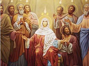 O mundo cristão inicia a Novena de Pentecostes
