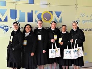 Mutirão de Comunicação tem a participação de Irmãs Apóstolas