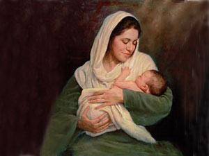 Maria é caminho que leva a Cristo