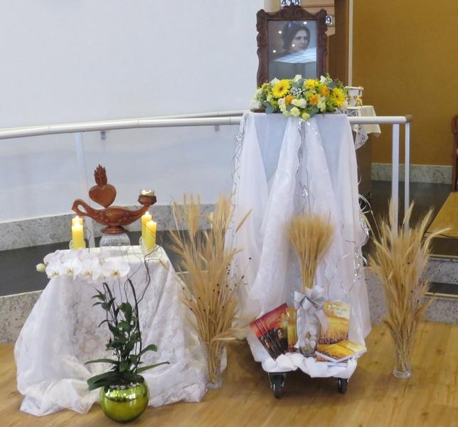 Missa em Ação de Graças pelo Decreto de Beatificação de Madre Clélia Merloni