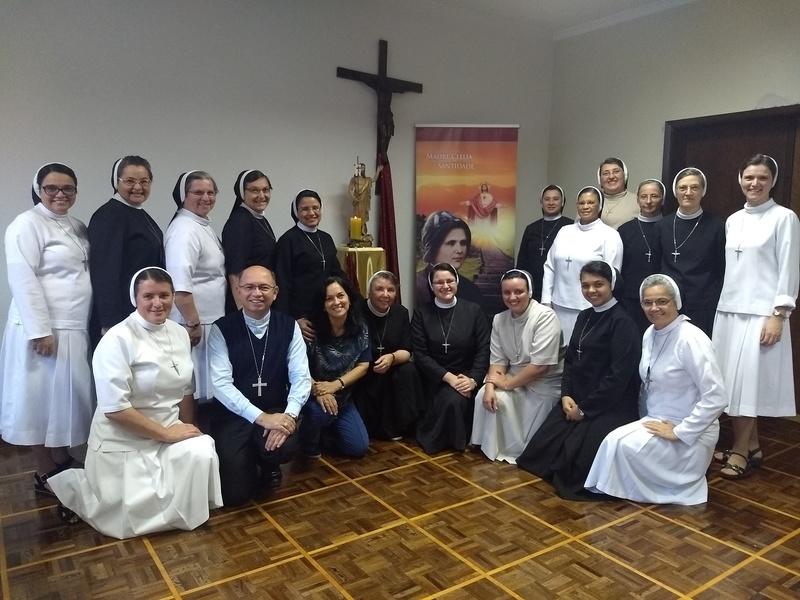 Pastoral Juvenil Vocacional/SAV – Província do Paraná
