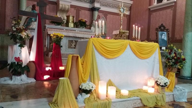Vigília do Sagrado Coração de Jesus e Catequese da Cruz, em Curitiba – PR
