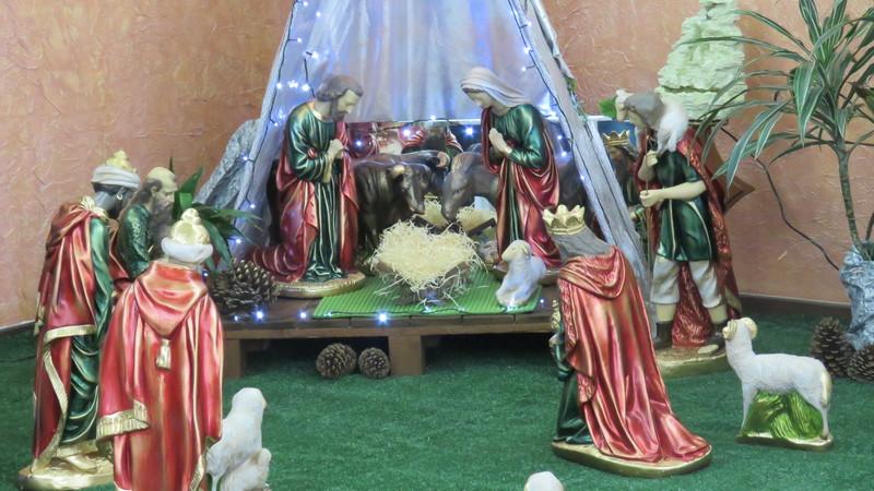 Celebração de Natal na Sede Provincial