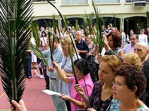Domingo de Ramos abre a Semana Santa