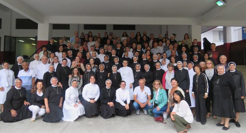 Encontro de Formação - Solidários, Obedientes e Amorosos: novas faces da Humildade no mundo atual
