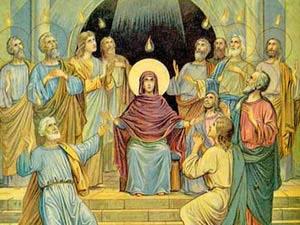 Festa de Pentecostes é preparada com novena