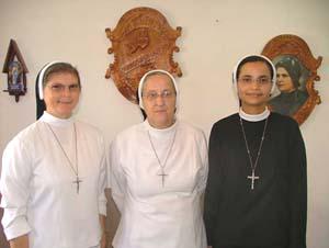 Diocese de Joinville recebe primeira comunidade de Irmãs Apóstolas