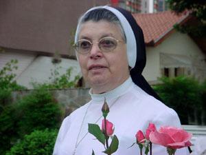 Noticiamos o falecimento de Irmã Isabella Lomuscio