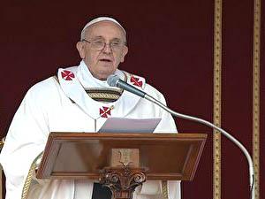 Solenidade de São José 2013 marca o início do Pontificado do Papa Francisco