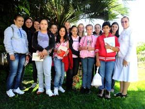 Jovens estão discernindo o chamado de Deus