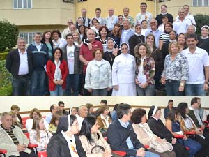 Coordenadores do GFASC Paraná participam de encontro